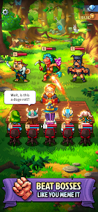 Knights of Pen and Paper 3 Mod Apk 0.10.14 (Unlimited Money/Diamond) 1