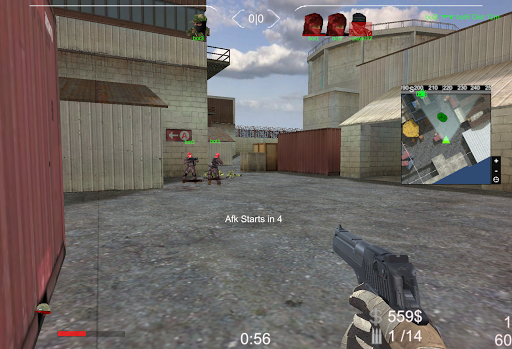 Brutal Strike - Counter Strike Brutal - CS GO 1.1861 screenshots 2