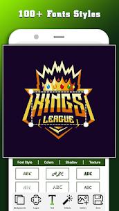 Logo Esport Maker 2.2 Apk Mod (Unlocked) 7
