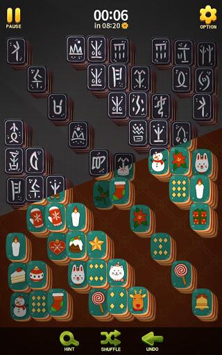 Mahjong Blossom Solitaire apkdebit screenshots 13