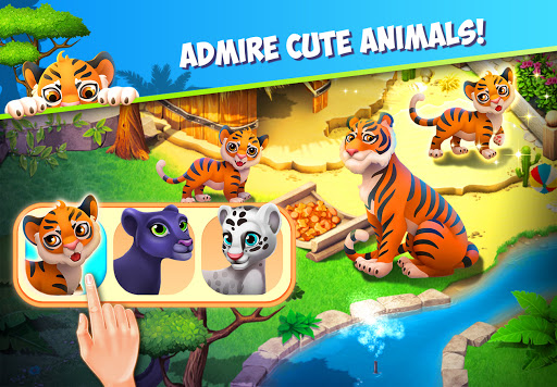 Family Zoo: The Story  screenshots 16