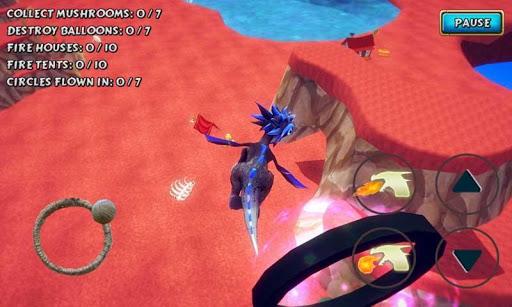 Little Dragon Heroes World Sim Apkfinish screenshots 13