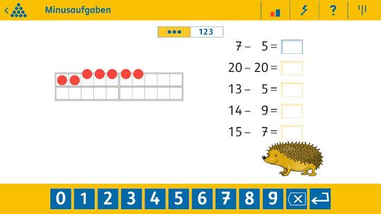 Calculightning 1 - Maths