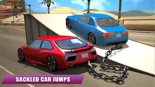 Chained Car Racing Games 3D 3.0 screenshots 6