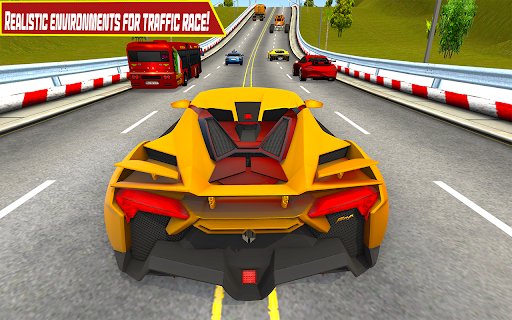 Traffic Racing Car Game 2020:Free Car Racing Games 1.3 screenshots 2