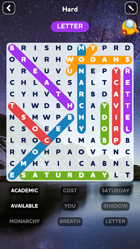 Word Search Quest - Free Word Puzzle Game apktram screenshots 4