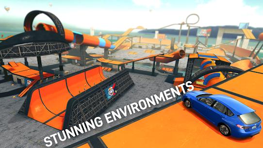 Car Stunt Races: Mega Ramps MOD (Free Purchase) 3