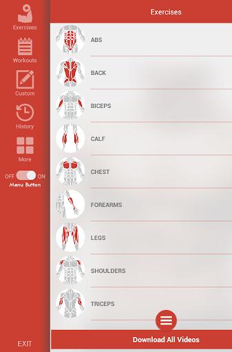 Fitness & Bodybuilding 2.7.9 Screenshots 13