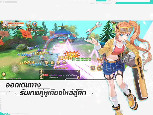 Tales of gaia- PVPu0e28u0e36u0e01u0e0au0e34u0e07u0e08u0e49u0e32u0e27 apkdebit screenshots 9