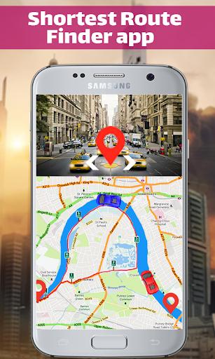 GPS Navigation & Map Direction - Route Finder  Screenshots 7