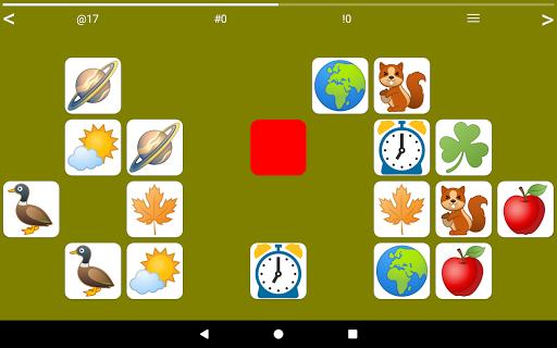Oya: Alzheimer Games, Match Pairs  screenshots 18