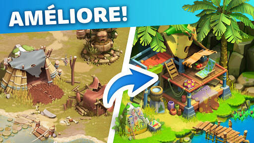 Code Triche Family Island™ - Jeu de ferme et d'aventure (Astuce) APK MOD screenshots 5