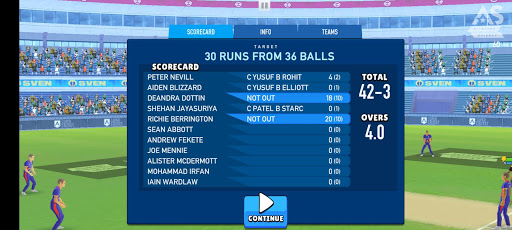 All Stars Cricket - Premier League Ultimate Team 0.0.1.857 screenshots 6