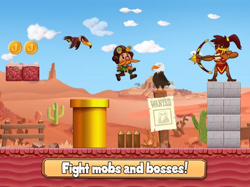 Jake's Adventure: Jump world & Running games! ud83cudf40 2.0.3 screenshots 12