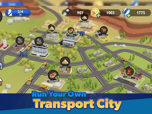 Transport City: Truck Tycoon apkdebit screenshots 6
