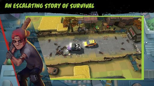 deadly convoy: zombie defense screenshot 1