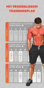 Muskelaufbau - Muscle Booster Screenshot