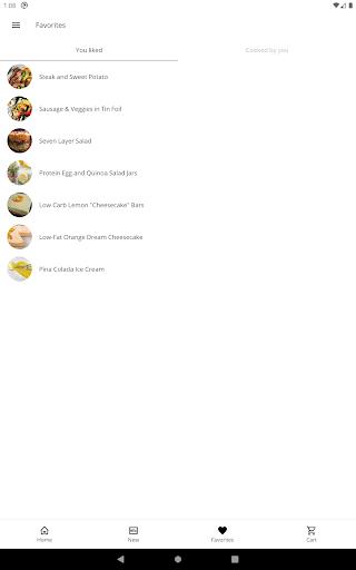Diet Recipes 5.77 screenshots 10