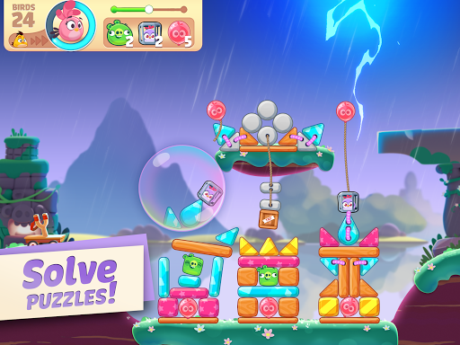 Angry Birds Journey screenshots 4