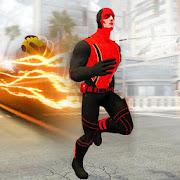 Miami Rope Superhero Rescue Mission : Gangster War