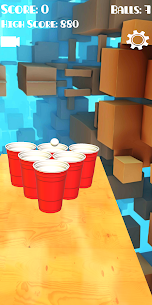 Throw Pong Hack Online (Android iOS) 3