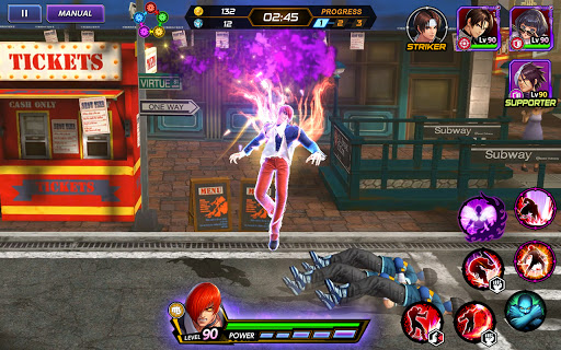 The King of Fighters ALLSTAR Apkfinish screenshots 13