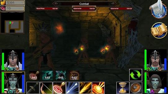 Kingdoms Forlorn – Turn Based RPG Open World 1.0 Latest MOD APK 2