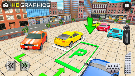 Modern Car Parking Drive 3D Game - Free Games 2020 android2mod screenshots 16