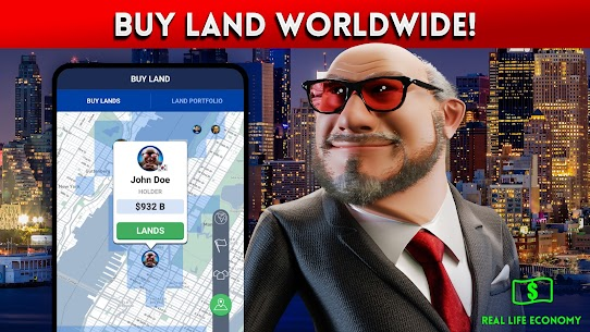 LANDLORD Tycoon Business Simulator Investing Game 3.3.0 Apk 3