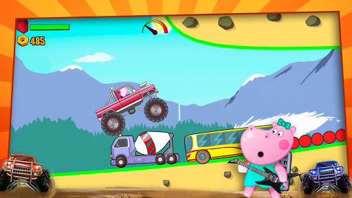 Kids Monster Truck 1.4.7 screenshots 4