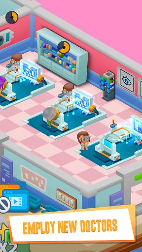 Idle Frenzied Hospital Tycoon  screenshots 11
