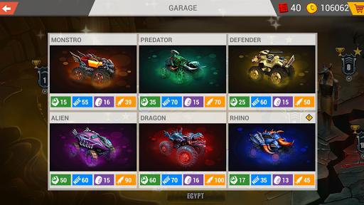 Mad Truck Challenge - Shooting Fun Race 1.5 Screenshots 5