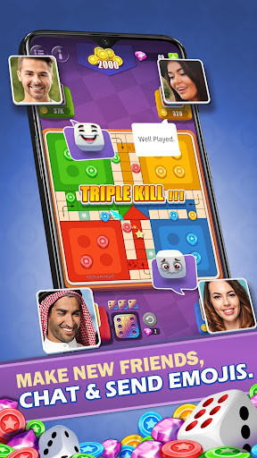 Ludo All Star - Play Online Ludo Game & Board Game 2.1.09 screenshots 9