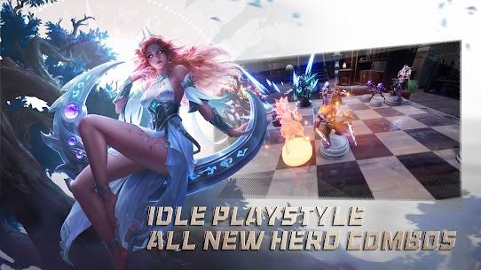 Ace Defender: War of Dragon Slayer MOD APK 1.8.7 (Multi DMG) 4