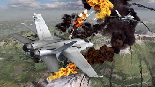 Call of Infinite Air Warfare APK MOD – Pièces Illimitées (Astuce) screenshots hack proof 2