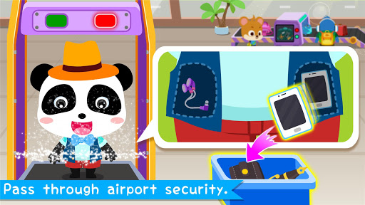Baby Panda's Airport 8.48.00.02 Screenshots 2