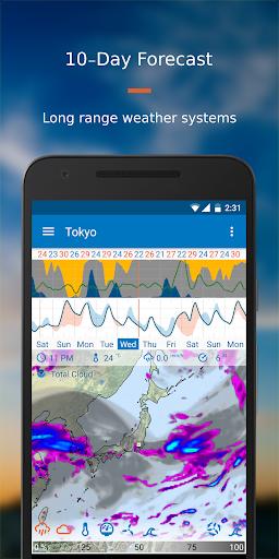 Flowx: Weather Map Forecast 3.330 Screenshots 4