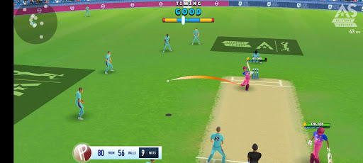 All Stars Cricket - Premier League Ultimate Team apkpoly screenshots 1