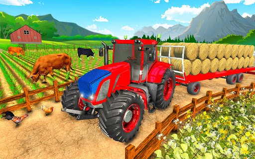 Grand Farming Simulator-Tractor Driving Games 2021 1.16 screenshots 20