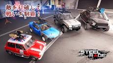 Steel Rage: ロボットカー 対戦シューティングのおすすめ画像2