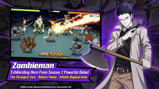 ONE PUNCH MAN: The Strongest (Authorized) 1.1.7 Screenshots 2