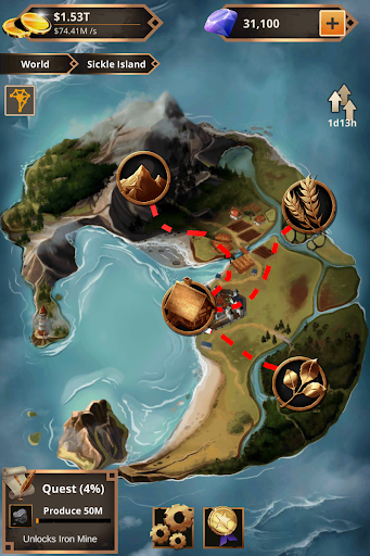 Idle Trading Empire 1.2.3 screenshots 5