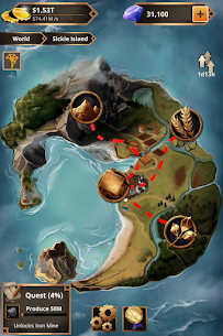 Idle Trading Empire MOD APK (Unlimited Money) Download 5