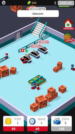 Mall Business: Idle Shopping Game screenshots 12