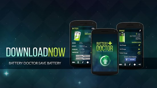 Battery Doctor - Save Battery Screenshot