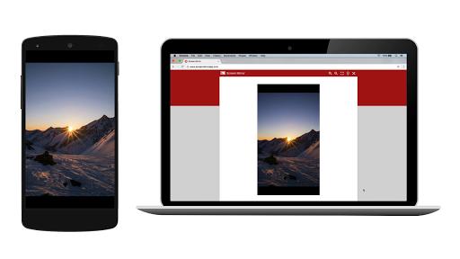 Screen Mirror - Screen Mirroring - Screen sharing  screenshots 1
