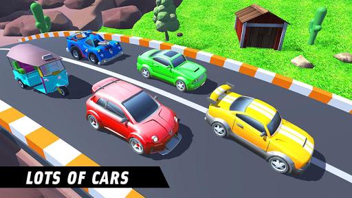 extreme kids car racing game 2020 screenshot 3