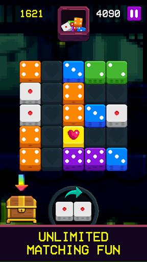 Dice Merge Color Puzzle apkpoly screenshots 5