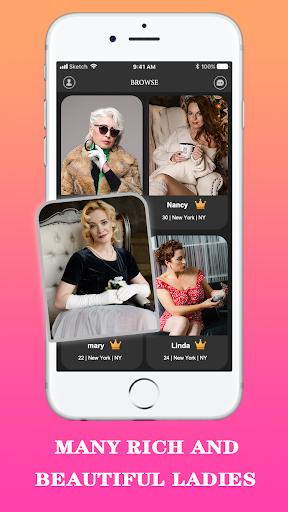 Cougar:  Sugar Momma Dating And Cougar Dating 1.3.0 Screenshots 2
