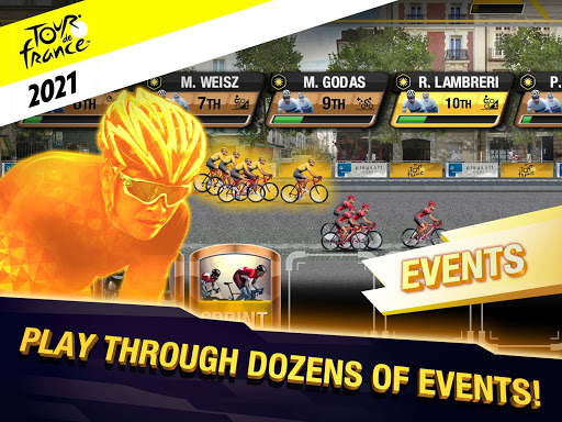 Tour de France 2021 Official Game - Sports Manager android2mod screenshots 18